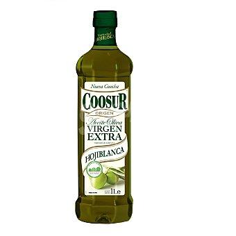Coosur Aceite virgen extra Hojiblanca Botella 1 litro
