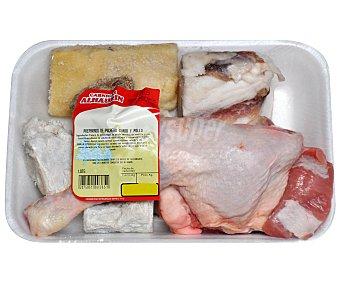 Carnicas alhaurin Preparado puchero cerdo y pollo 1900 Gramos