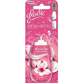 GLADE Brise Sense & Spray Ambientador automático Primavera recambio