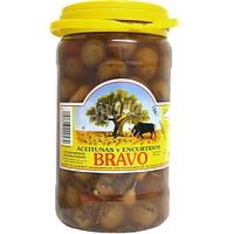 Bravo Aceitunas moradas Tarro 900 g