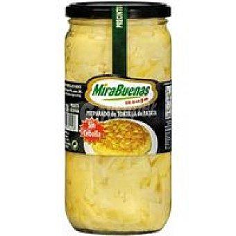 MIRABUENAS Preparado de patata sin cebolla Tarro 700 g