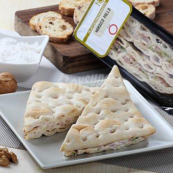 Sandwich nórdico de pollo 160 g