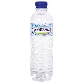 Fuensanta Agua mineral natural Botella 50 cl