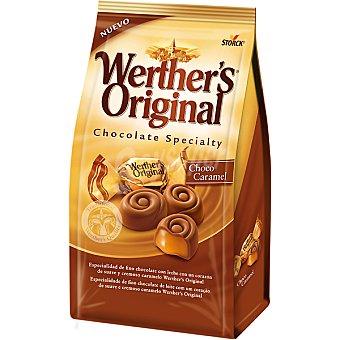 Werther's Original Bombones Chocolate Specialty choco caramelo Bolsa 125 g