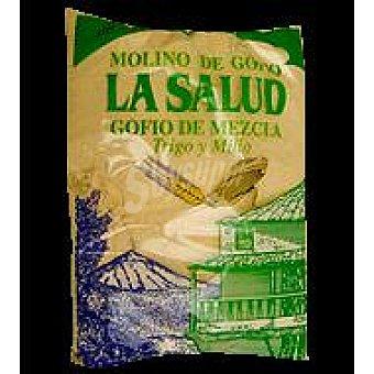 Molino La Salud Gofio de trigo y maíz 1 kg 1 kg