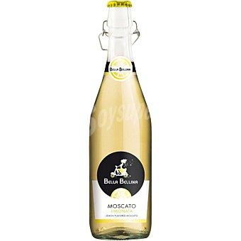 BELLA BELLINA Vino espumoso moscato limonata Botella 75 cl