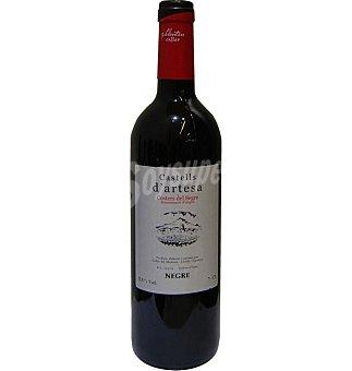 CASTELLS Vino d'artesa tinto 75 CL