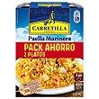 Paella marinera Pack 2 unidades de 250 g Carretilla