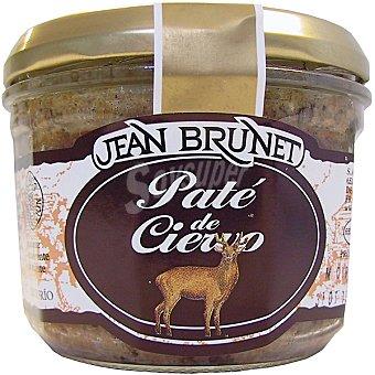 J. Brunet Paté de ciervo Tarro 180 g