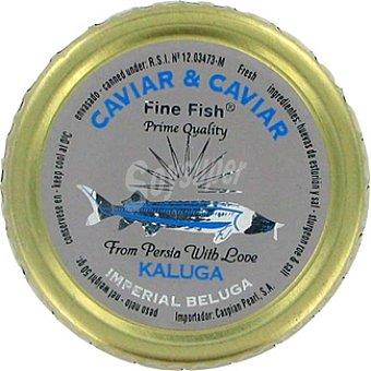 CAVIAR&CAVIAR Acuicultura Kaluga Imperial Beluga Tarrina 50 g