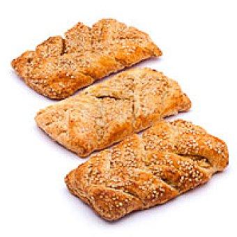 Berlys Danesa de queso-nueces 3 unid