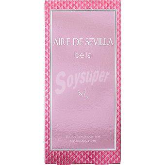 AIRE DE SEVILLA La Vida es bella eau de toilette femenina Spray 150 ml