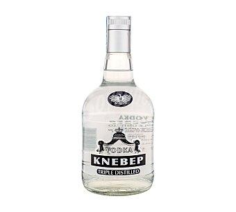 Knebep Vodka triple destilación Botella de 70 cl
