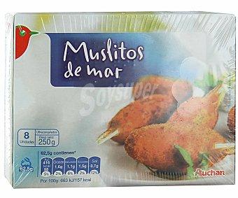 Auchan Muslitos de mar 250 gramos