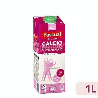 Pascual Leche desnatada de vaca, con calcio y alto contenido en vitamina D 1 l