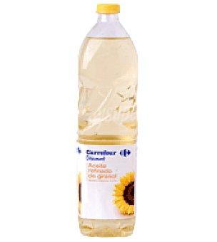 Carrefour Discount Aceite refinado de girasol 1 l