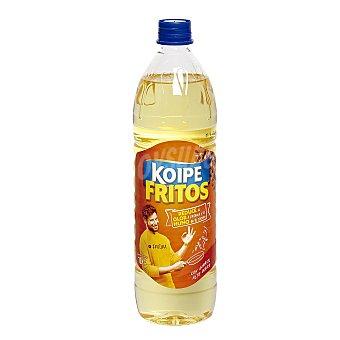 Koipe friol Aceite de girasol especial para frituras Botella de 1 l