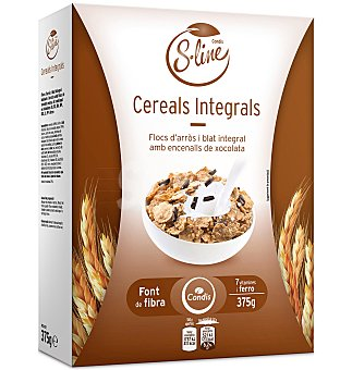 S.LINE Cereales chocolate 375 G