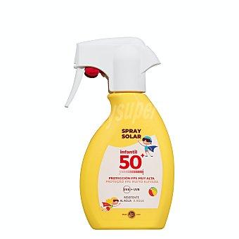 Sun Med Protector solar corporal niños fps 50+ (pistola) Botella 250 ml