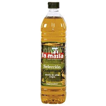 La Masía Aceite oliva virgen seleccion botella 1 lt 1 lt