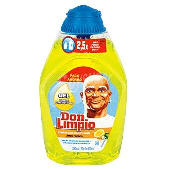 Don Limpio Limpiador multiusos limón 400 ml