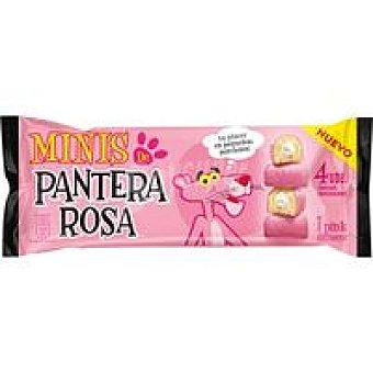 Bimbo Mini Pantera Rosa 4 unid