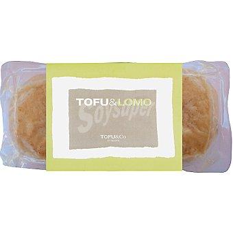 ECO KAWAII TOFU&CO Tofuguesa 50% lomo 50% tofu Envase 150 g