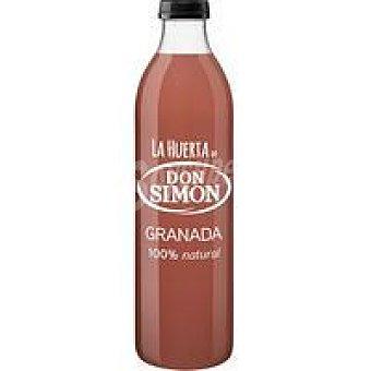 La huerta Zumo de granada Botella 750 ml