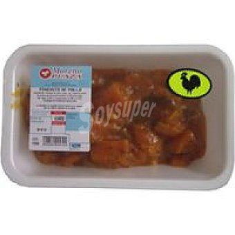 Embutidos Moreno Plaza Pinchito de pollo adobado Bandeja 500 g