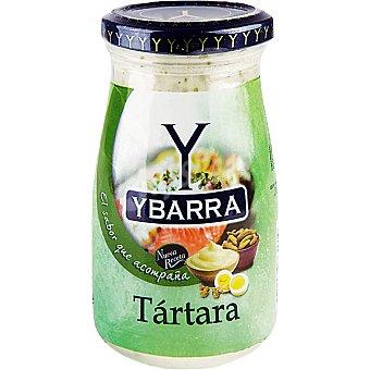 Ybarra Salsa tártara para carnes frías-pescados Tarro 225 g