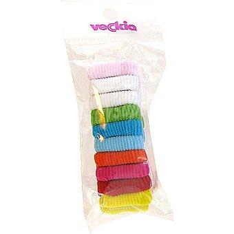 Veckia Goma para el pelo básica pequeña Bolsa 20 unidades