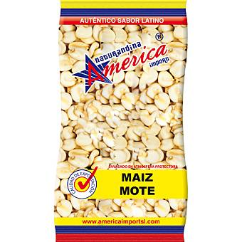 America import Maíz mote Bolsa 500 g