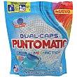 Pods detergente máquina mix-action bolsa 18 lv  Puntomatic