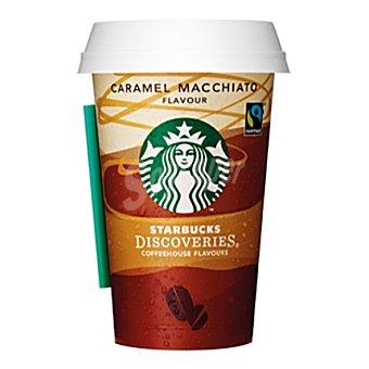 Starbucks Café Seattle Latte caramelo 220 ml
