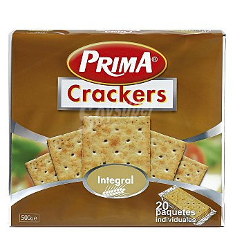 Prima Cracker Integral 500 gr