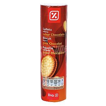 DIA Galleta rellena chocolate Paquete 500 gr