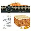Carrot Cake tarta de zanahoria con crema de queso y naranja caja 500 g Casa Eceiza