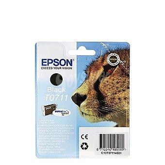 Epson Cartucho T0711 Negro 1 Unidad