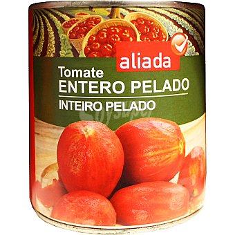 Aliada Tomate entero pelado Lata 480 g neto escurrido