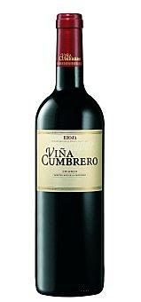Viña Cumbrero Vino Tinto Crianza Rioja Botella 75 cl