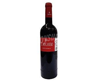 El mocanero Vino tinto roble con denominación de origen Tacoronte - Acentejo (tenerife) Botella de 75 cl