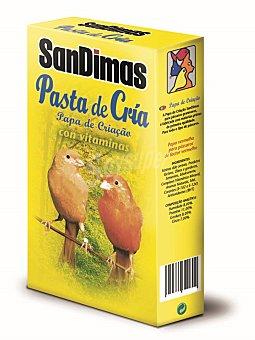 San Dimas Pasta de cría de color con vitaminas 300 gramos