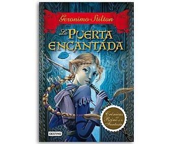 JUVENIL Crónicas del reino de la fantasía 2: La puerta encantada, vv.aa, género: juvenil, editorial: Destino. Descuento ya incluido en pvp. PVP anterior: