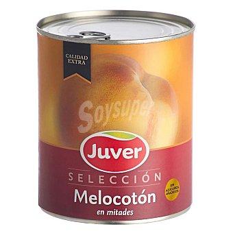 Juver Melocotón en almíbar ligero Lata 480 g
