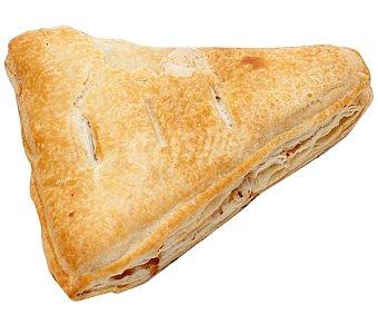 Auchan Triángulo de hojaldre relleno de bacon y queso 135 g