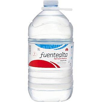 Fuente Alta Agua Sin Gas Envase de 5 l