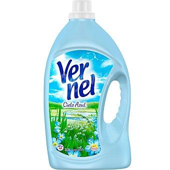 Vernel Suavizante diluido Cielo Azul botella 35 l 56 dosis