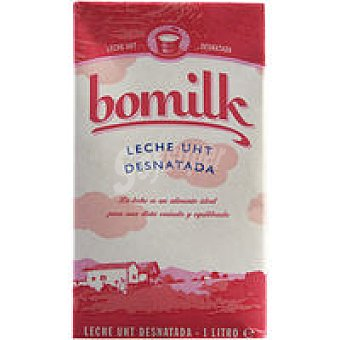 Bomilk 1/2box Leche Desnt Brik