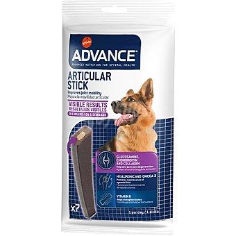 Advance Affinity Articular Stick ayuda a la movilidad articular de los perros envase 155 g 7 unidades