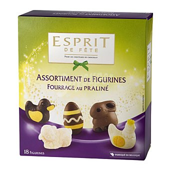 Esprit Figuritas de chocolate 250 g
